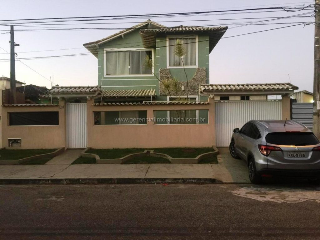 EXCELENTE IMÓVEL RESIDENCIAL EM RIO DAS OSTRAS